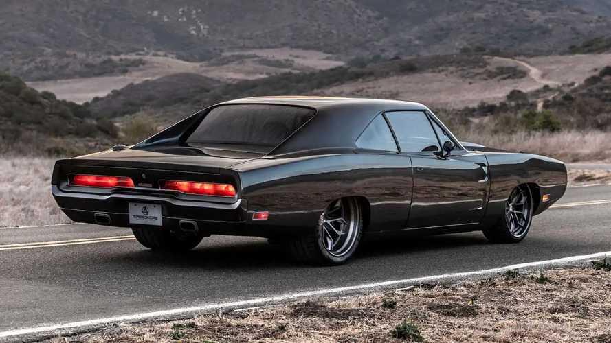 SpeedKore Hellraiser, el Dodge Charger de Kevin Hart