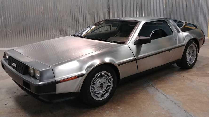 DeLorean do 'De Volta Para o Futuro' pode renascer como carro 100% elétrico