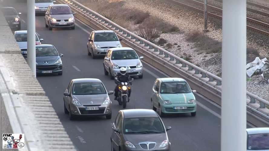 France to conduct new lane splitting study starting in June 2021
