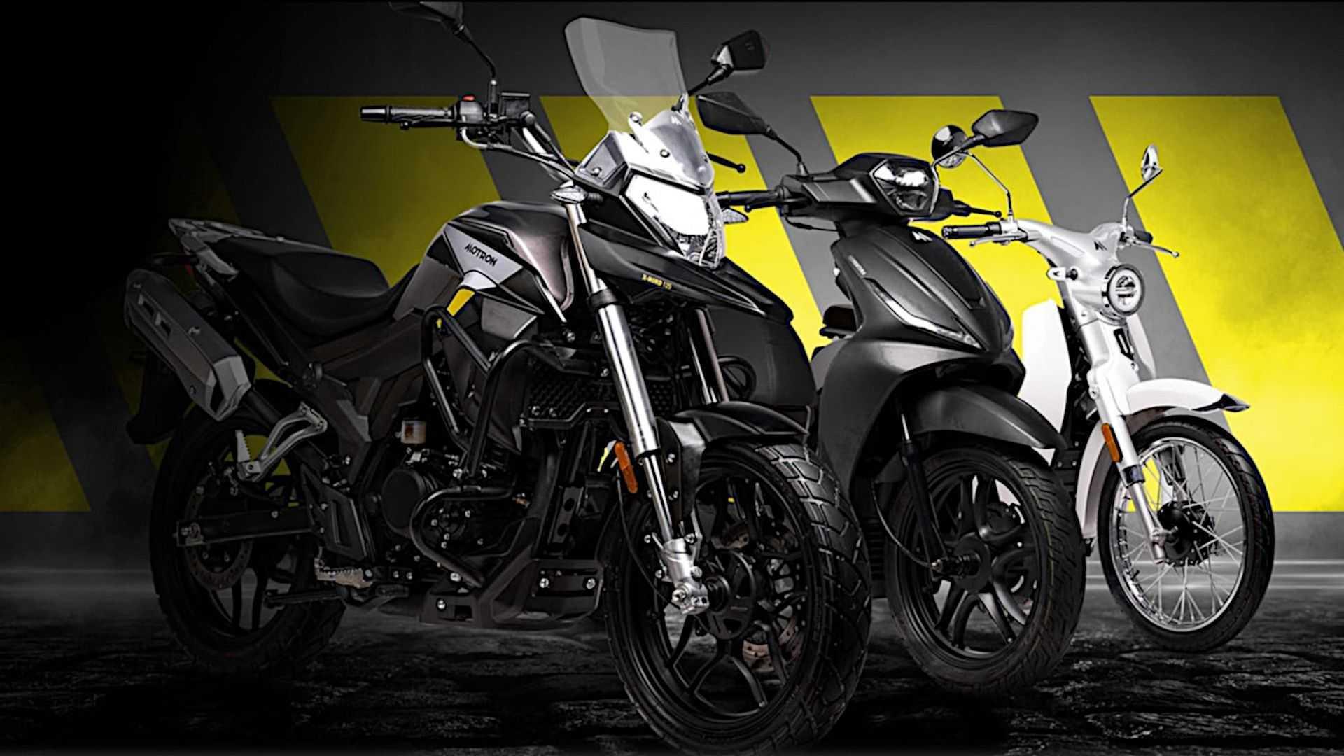 Motron: Neue Motorradmarke aus Österreich - Motor1 Deutschland
