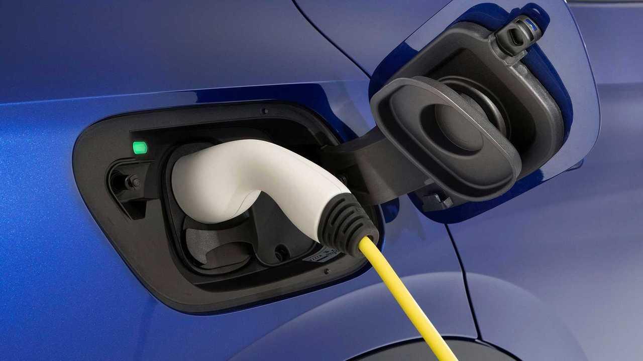 2021 Volkswagen ID.4 charging port