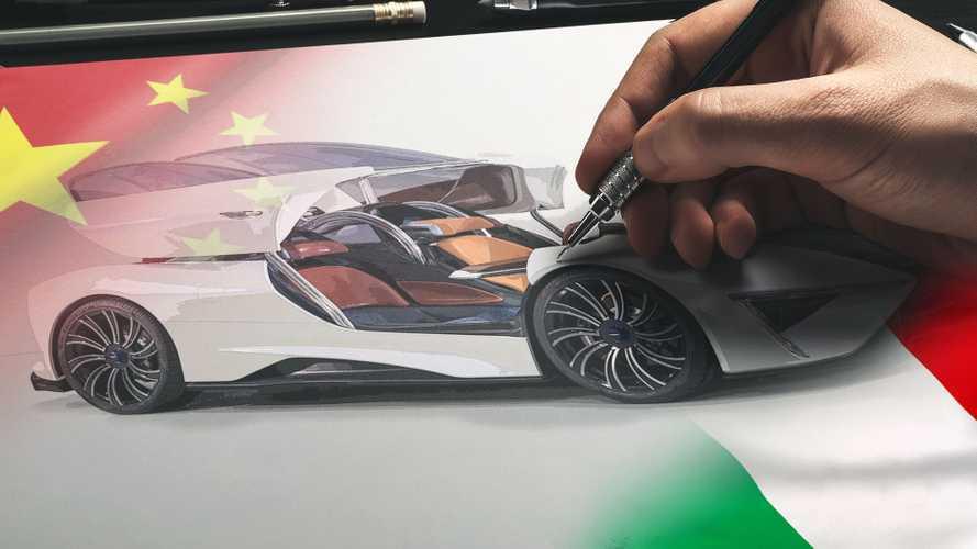 Auto cinesi, ecco tutte quelle disegnate dagli italiani
