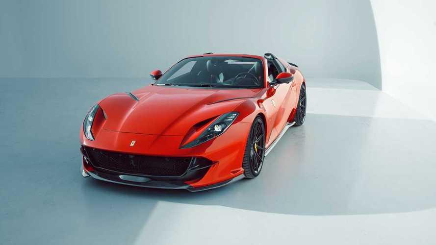 Ferrari 812 GTS par Novitec - Quand la magie opère